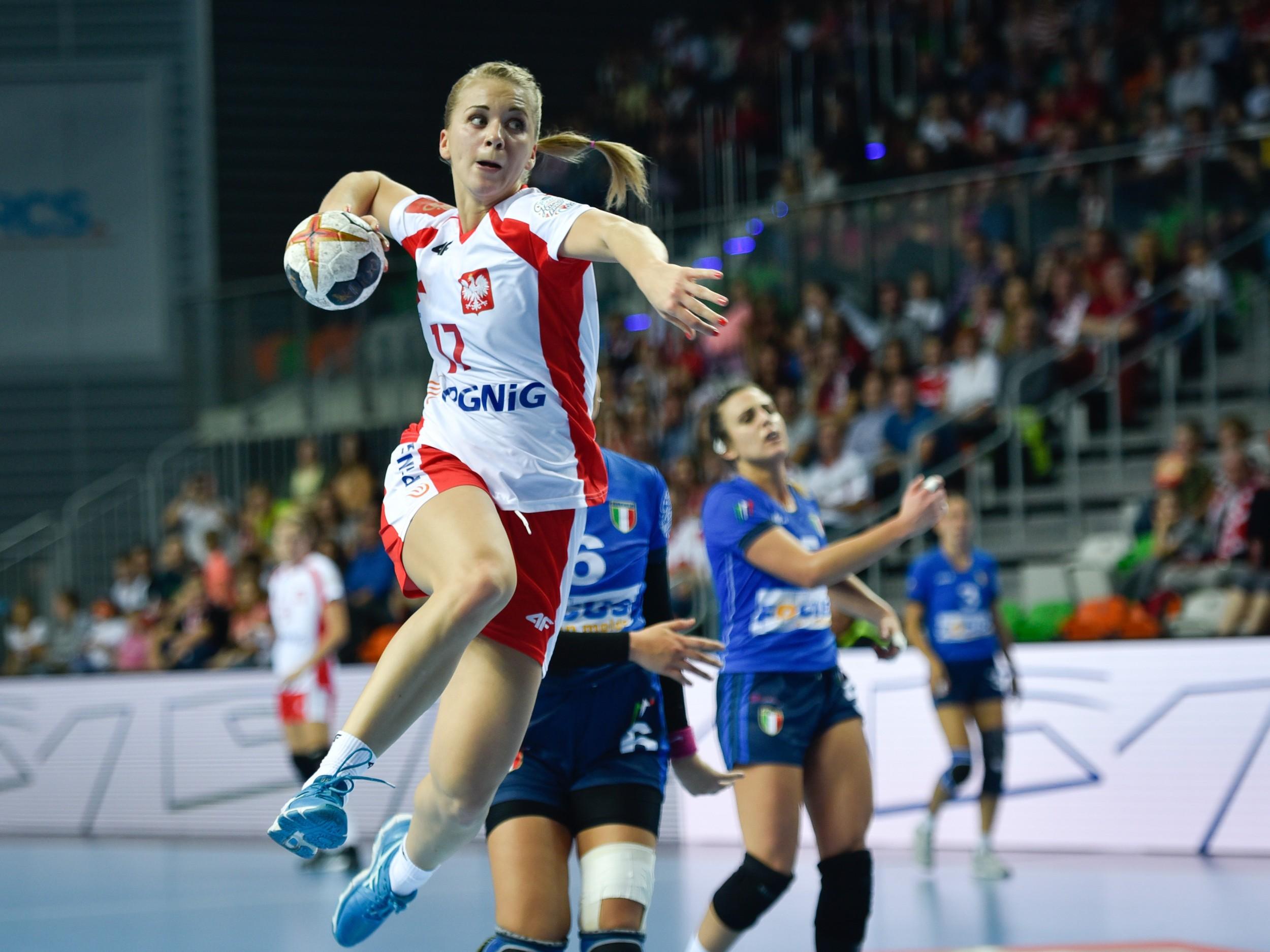 Esporte  Handebol. Foto  Dziurek   Shutterstock.com 1c3d3bc34f4fd