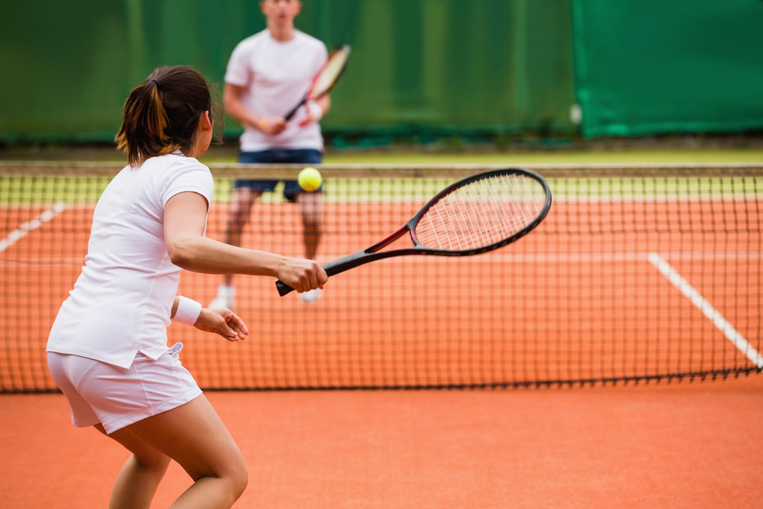 Equipamentos para evitar a tendinite no tênis