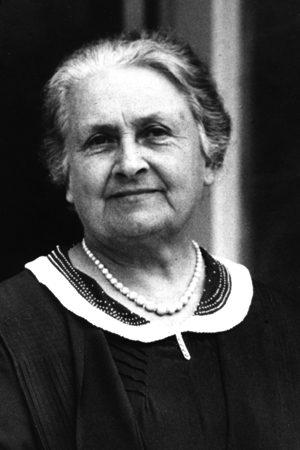 Maria Montessori (1870-1952)