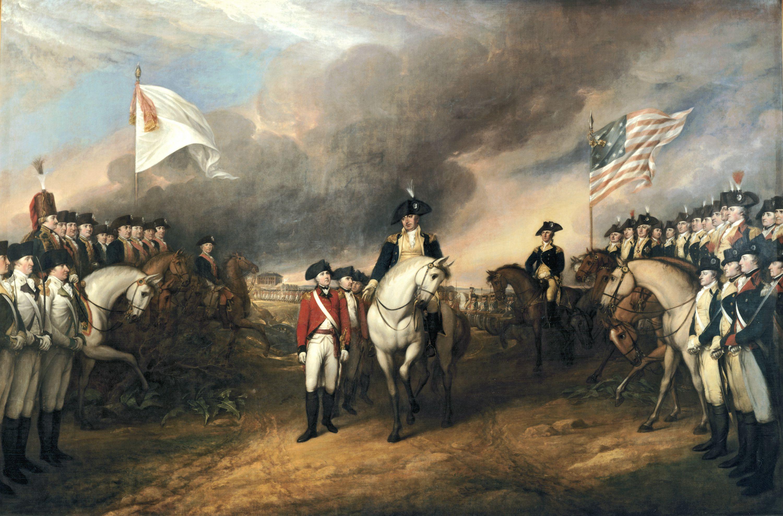 Revolução Americana (1775-1783) - História - InfoEscola