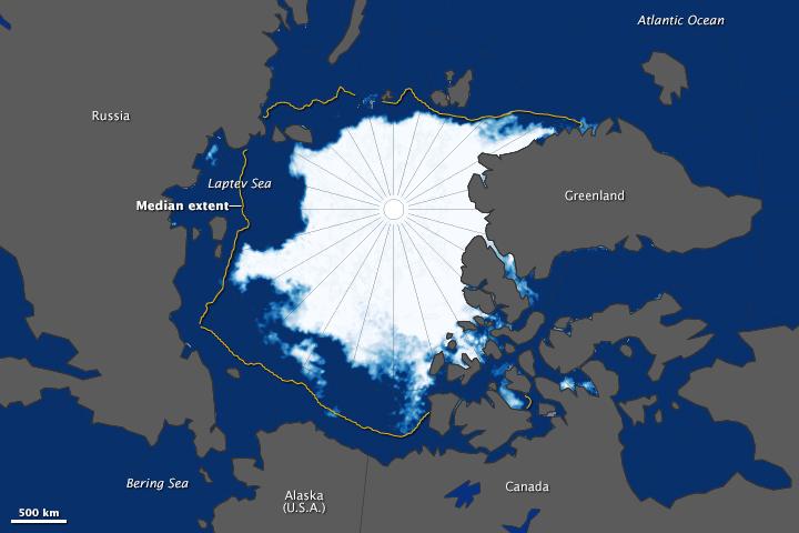 Geografia Do Artico Mapas Informacoes Infoescola