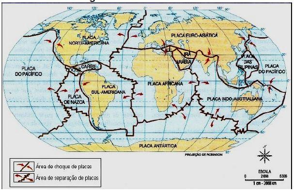 Exercícios Sobre Geologia Infoescola