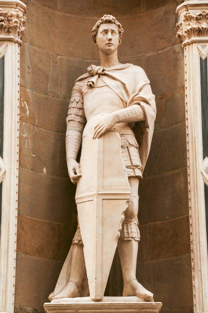 donatello biografia do grande escultor italiano infoescola