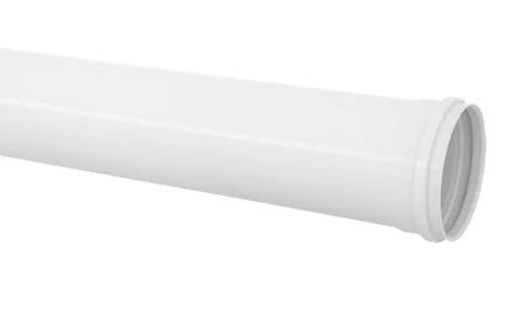 Cano de PVC.