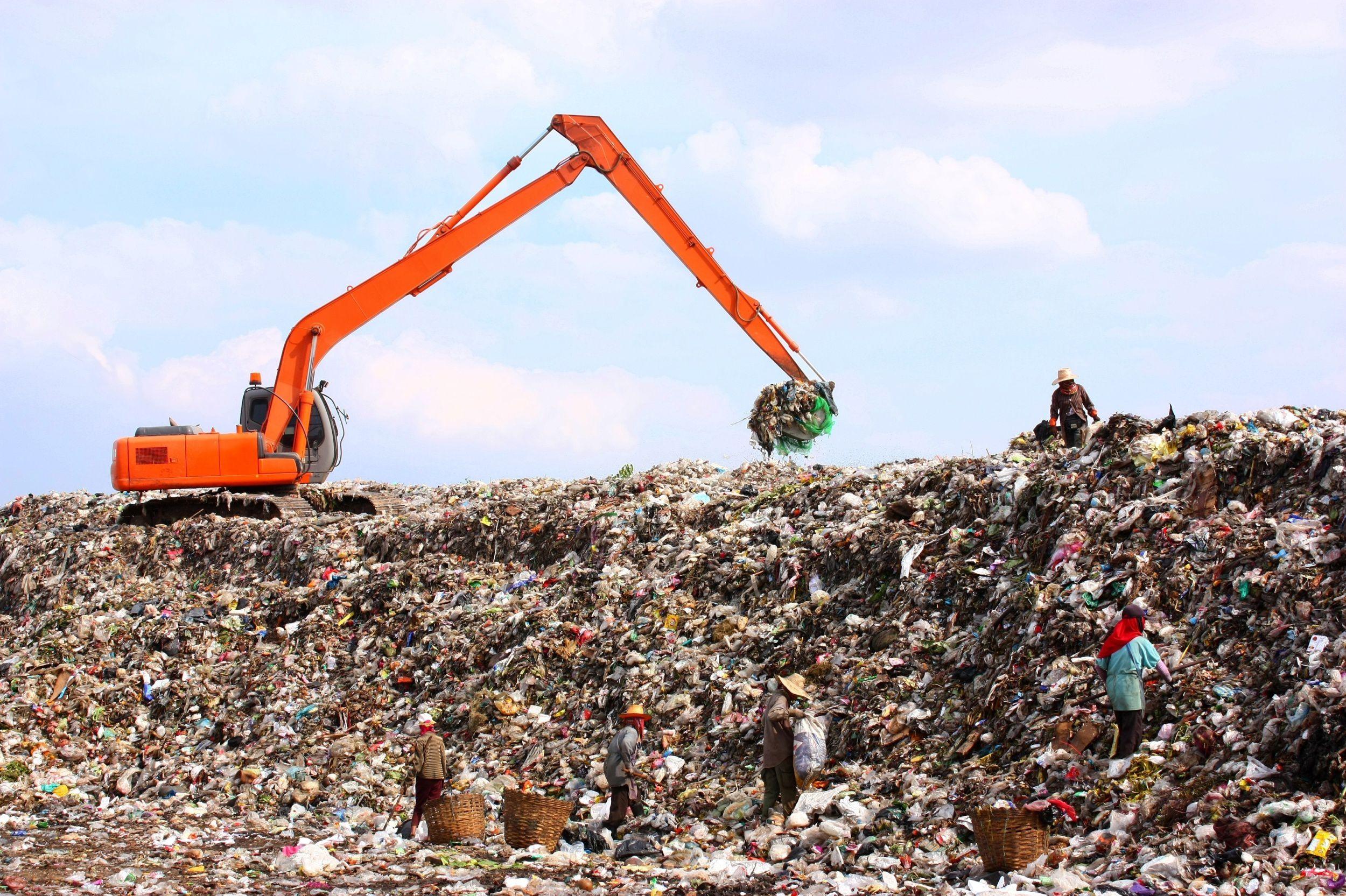 Lixão - depósito de lixo a céu aberto - Ecologia - InfoEscola