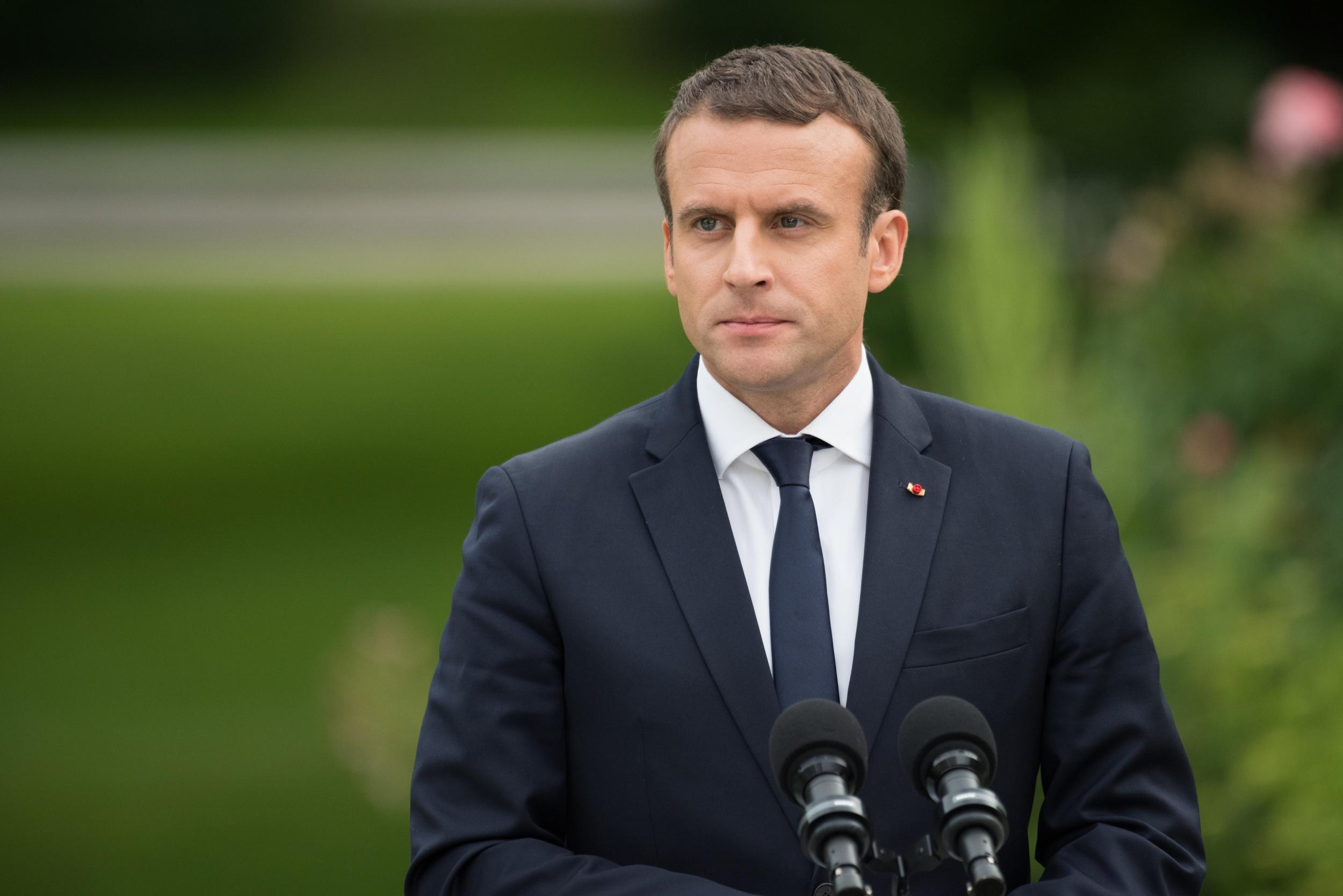Emmanuel Macron Biografia Do Presidente Frances Infoescola