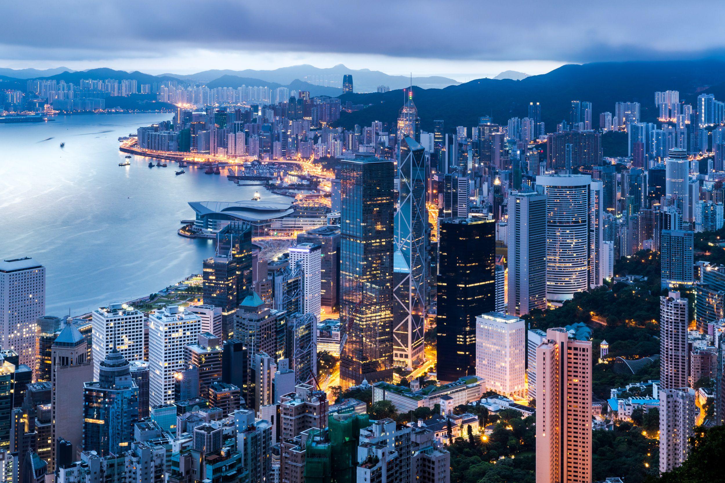 História de Hong Kong - InfoEscola